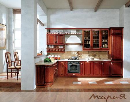 Набор кухонной мебели ACATCIA