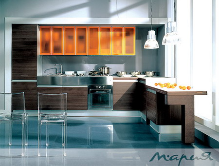 Кухонная мебель AIR