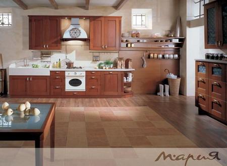 Мебель для кухни AMAZONCA
