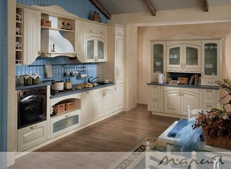 Кухонная мебель ARCADIA