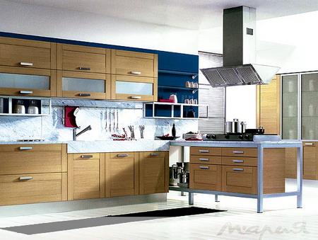 Кухонная мебель CORTINA