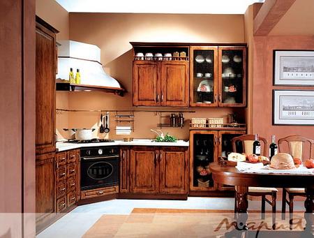 Кухонная мебель COUNTRY