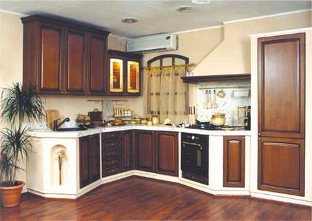 Кухонная мебель DIANA