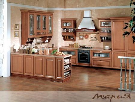 Мебель для кухни NICA