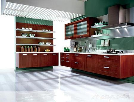 Кухонная мебель NUOVA