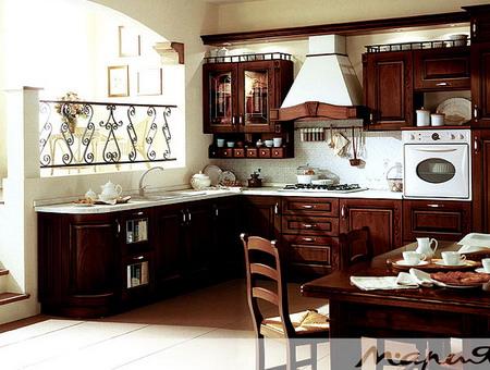 Мебель для кухни SORRENTO