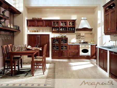 Кухонная мебель STEPHANIE
