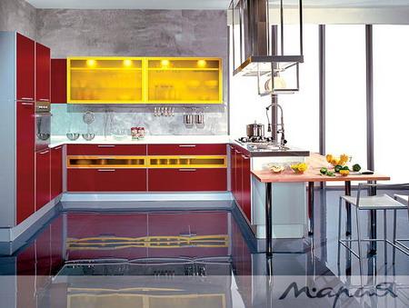 Набор кухонной мебели VEGA